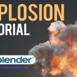 8 Tips Untuk Simulasi Ledakan yang Lebih Baik di Blender 3D